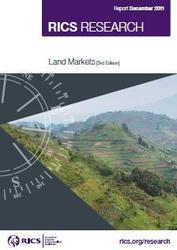 Land Markets 3rd ed 2011